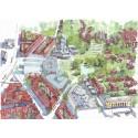 Unik kunskapspark för konst, humaniora och kultur stärker attraktionskraften för Göteborg