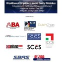 EuroCham: Workforce Compliance: Avoid Costly Mistakes- A Discussion with Ministry of Manpower (MOM) and Central Provident Fund (CPF)