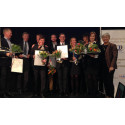 Vår Gård, Saltsjöbaden won The SSQ Award 2013