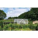 Växthus, baldakintak & pergola i en komplett serie – Hartley Botanics nya stjärna!