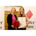Mia Brunell Livfors blir årets Ruter Dam 2015