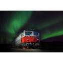 Hop on the Northern Lights Express Train