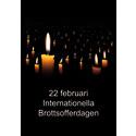 BOJ uppmärksammar Internationella Brottsofferdagen