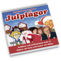Nu är den här Julplågor - boken om jullåtar och julfenomen som vi älskar att hata