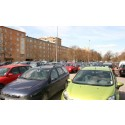 Falska parkeringsanmärkningar lappas på bilar i Eskilstuna