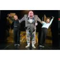 Höstlovsföreställning med Teater Fredag på Älta Kulturknut