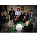 Pokerturnering för företag