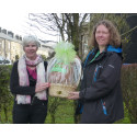 Recycle for Bury Easter egg winner