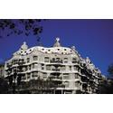 La Pedrera i Barcelona af Antoni Gaudí