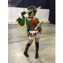 Evie Tan, winner of the Cosplay competition at CharaExpo