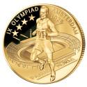 Paavo Nurmen olympiaura kolmessa kultarahassa