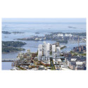 KONE to deliver elevators to Finland's tallest development in Helsinki