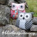 Tävling: #blueboxgiveaway