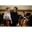 Oscar-komponist James Horner i samarbeid med norsk stjernesøskenpar