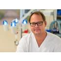 Kurt Pettersson, verksamhetschef på Handkirurgiska kliniken
