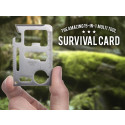 Survival Card - Universalverktøy