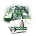 Elektronisk motorstarter med SmartWire-DT forbindelse logger relevante maskindata