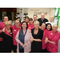 Fond farewell to long-serving care centre staff