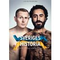 """Özz Nûjen och Måns Möller förenas på scen i showen """"Sveriges Historia – den nakna sanningen""""."""