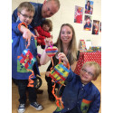 Join the fun of 'Crafty Saturday' a charity event in aid of 'Rays of Sunshine'