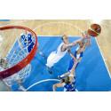 Basket: Frankrike - Sverige 82-58