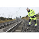 Ny modell för järnvägsunderhåll