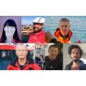 Nya besättningarna redo att rädda liv på Medelhavet