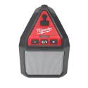 Lille Milwaukee M12 Bluetooth højttaler med suveræn lyd(version: M12 JSSP-0)