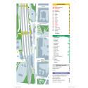 Karta Lund C med hållplatslägen
