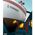 Norsk Maritimt Museum og redningsskøyta RS 14 Stavanger