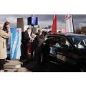 E.ON och OKQ8 fortsätter satsningen på fordonsgas i Stockholm