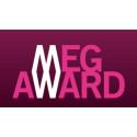 Venture Cup delar ut pris på MegAward till Årets Startup i Mediebranschen