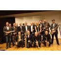 Höstkonsert med Lindesbergs Storband