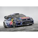 Ny Polo R WRC inför Rally Monte Carlo