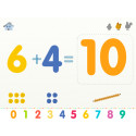 More or Less, New Educational App For Tablets By Marbotic, Lets Children Discover Addition And Subtraction.
