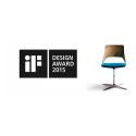 Kinnarpsin Embrace on voittanut iF Design Award 2015 -palkinnon