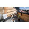 Lyxiga bostadsrätter i Göteborg  och Malmö för drygt 12,5 miljoner kronor