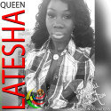 """Queen Latesha on the world tour for DUN as an official representative and Judge for """"Dun Dem"""""""