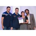 Runcorn stroke survivor receives regional recognition