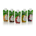 Gruppbild Nutrilett Less sugar smoothies