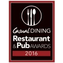 Casual Dining Restaurant & Pub Awards 2016: Last call for entries