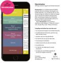 """Broschyr: KBT-app """"Känslotankar"""""""