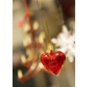 Hjerte-julepynt