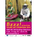 BZZZ! International Sound Art Exhibition 2014