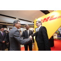 IE Singapore CEO meets DHL at Last Mile Fulfilment Asia (LMFAsia)