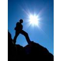 """""""Med hjärta, hjärna och engagemang kan vi bestiga berg"""""""