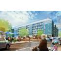 Fastighetsbolaget Åke Sundvall får markanvisning för 220 bostäder i Barkarbystaden