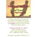 Singlar trivs tillsammans i Singelhuset hos Singel i Sverige som samarbetar med Dansbandsveckan i Malung vecka 29.