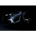 Subarus monter i Genève sjuder av framtidstro