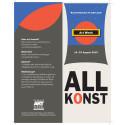 Gotland Art Week - flyer